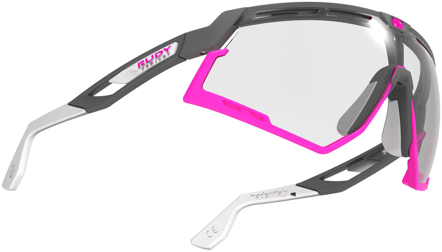 8347308b93e Rudy Project Defender Cykelglasögon pyombo matte/fuxia - impactx  photochromic 2 black